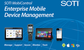 SOTI MobiControl Device Management
